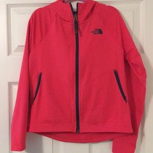 The North Face jacket girls